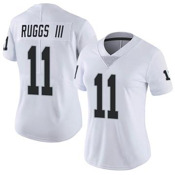 Women's Nike Las Vegas Raiders Henry Ruggs III White Vapor Untouchable Jersey - Limited