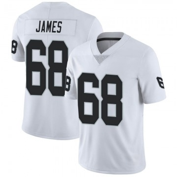 Youth Nike Las Vegas Raiders Andre James White Vapor Untouchable Jersey - Limited