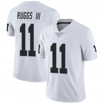 Youth Nike Las Vegas Raiders Henry Ruggs III White Vapor Untouchable Jersey - Limited