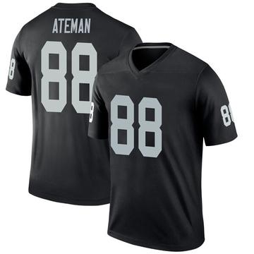 Youth Nike Las Vegas Raiders Marcell Ateman Black Jersey - Legend