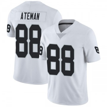 Youth Nike Las Vegas Raiders Marcell Ateman White Vapor Untouchable Jersey - Limited