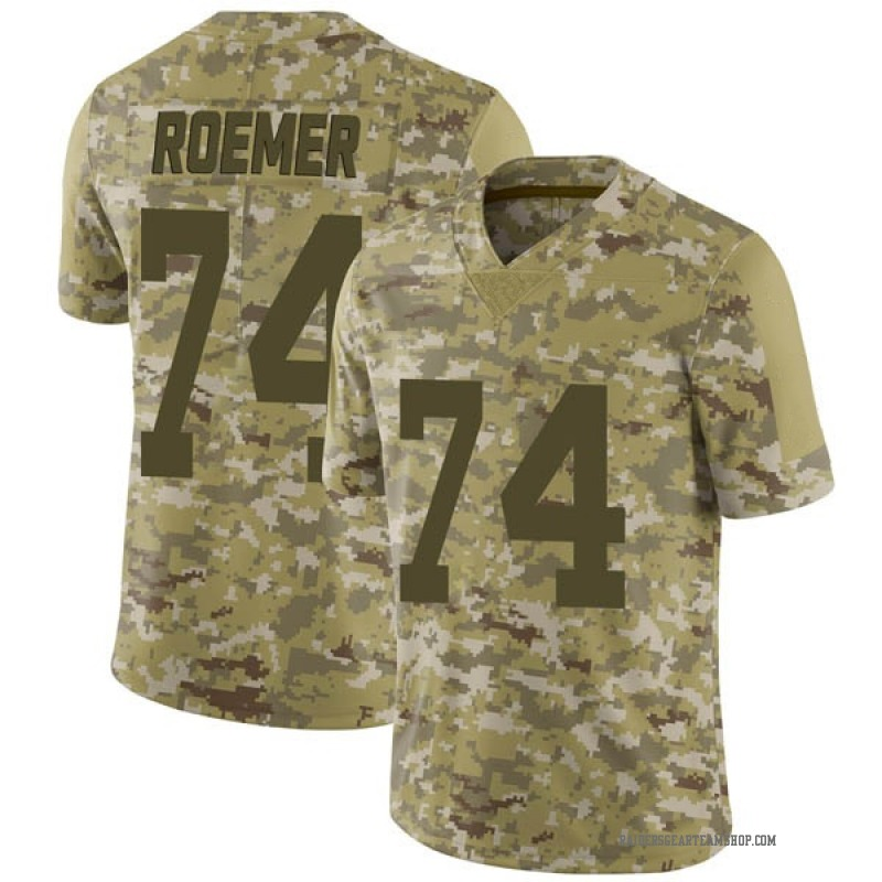 low priced 41931 b16d4 Youth Nike Oakland Raiders Tyler Roemer Camo 2018 Salute to Service Jersey  - Limited